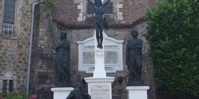 Wirwignes - Monuments aux morts - Jean-Baptiste POHIER et Edouard POHIER