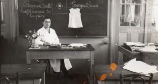 Mathilde RADENNE, professeur de couture
