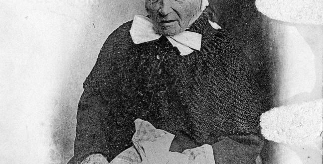 Françoise GOSSELIN, Centenaire d'Auxi le chateau