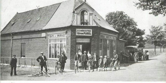Café Saulty-l'Arbret