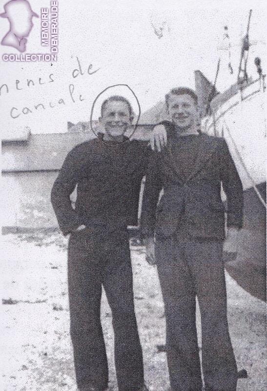 Ernest RAMET - Cancale - Mai 1942