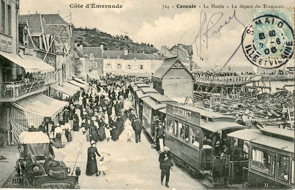 Tram Cancale