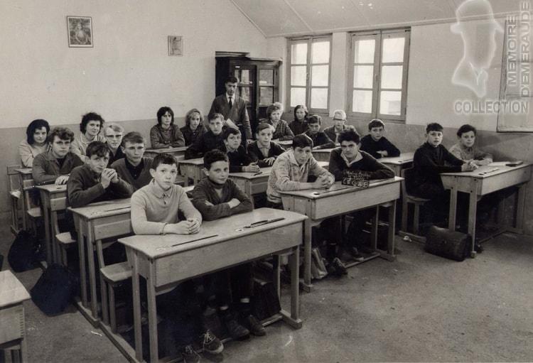Collège Roger Salengro St Martin - Jean-Bernard POHIER - Jean-Claude DELATTAIGNANT