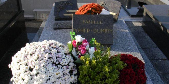 Famille POHIER - DUMINY - Cimetière La Capelle