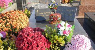 Louis et Jean POHIER - cimetière de La Capelle