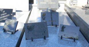 Famille POHIER - MOREAU - cimetière de Longfossé