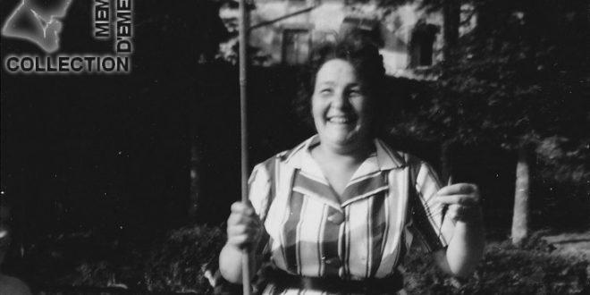 Yvonne POHIER, née FLAHAUT