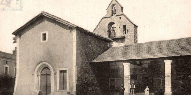 Eglise de Saint-Front-La-Rivière - il était une fois