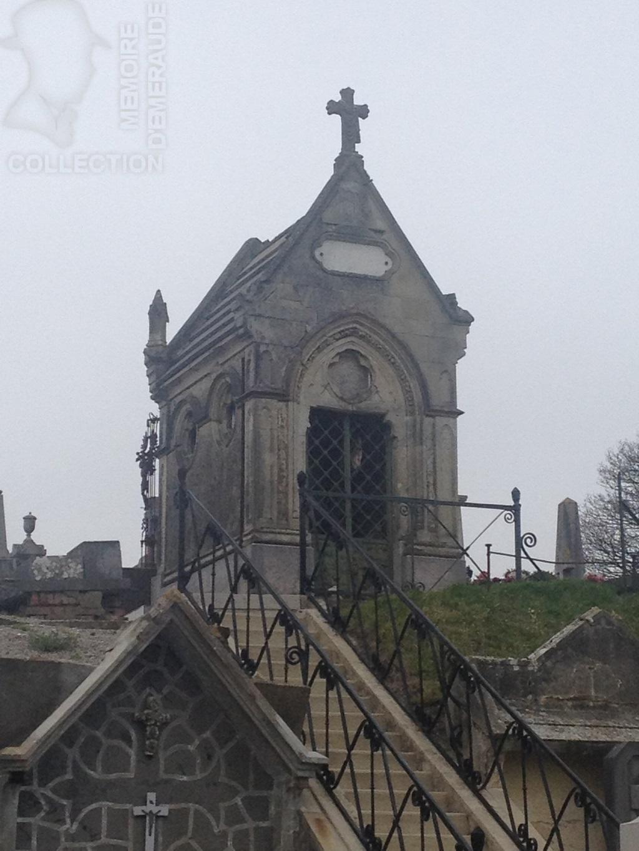 Chapelle SOUQUET - Etaples - Prosper Eugène RADENNE