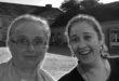 Bénédicte RAMET et Christine GODIN, cousines par alliance - Gilbert WALLOIS - Jacqueline RAMET