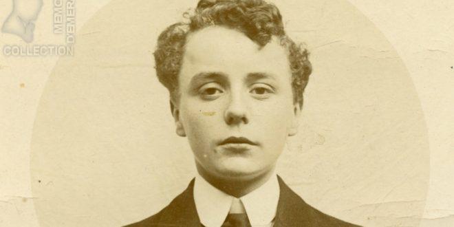 Marcel HARNOIS - Famille PERRIN - Uzel - Paris