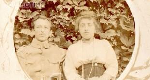 Oncle Arthur LEMAITRE et Mathilde RAMET