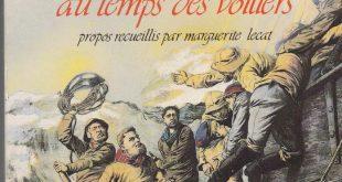 Marin-Pêcheur au temps des voiliers - Henri LEPRETRE