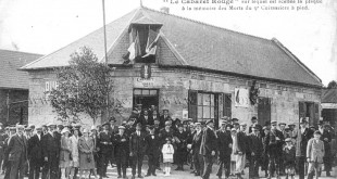 Edouard POHIER tombé à Mareuil La Motte le 11 Aout 1918