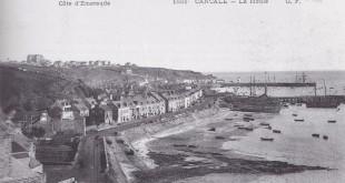 Port de la Houle - Cancale - Exode 1940