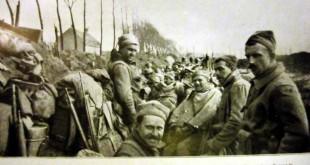 Armées de Zouaves en 1915