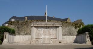 Boulogne sur mer - Monument aux morts - Jean-Baptiste POHIER