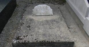 Sépulture - Henri FRERE - Marie FINDINIER - Conteville