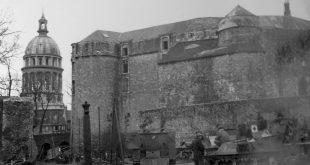Siège de boulogn/Mer Citadelle en Mai 1940